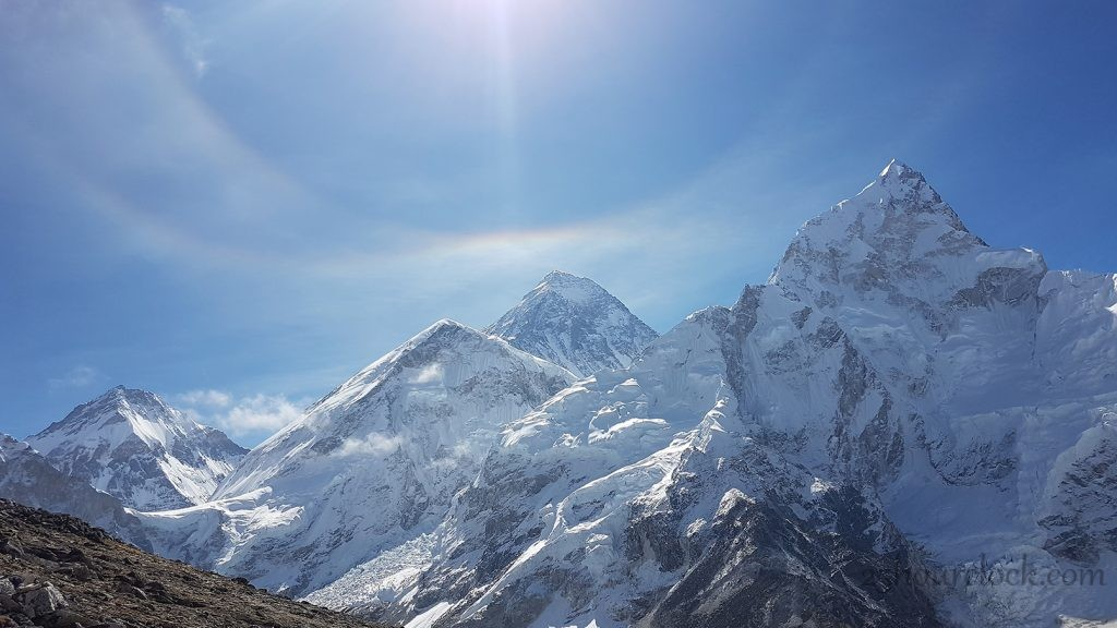 Mt Everest Pic