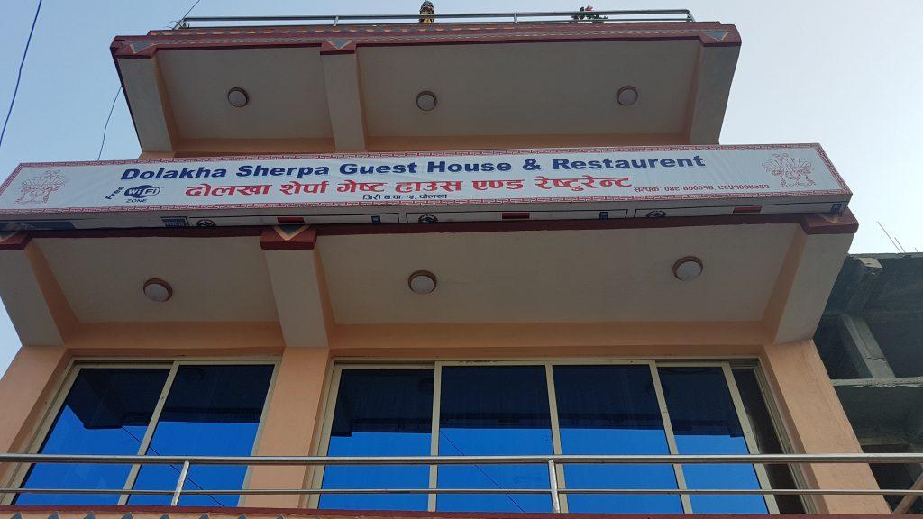Dolakha Sherpa Lodge