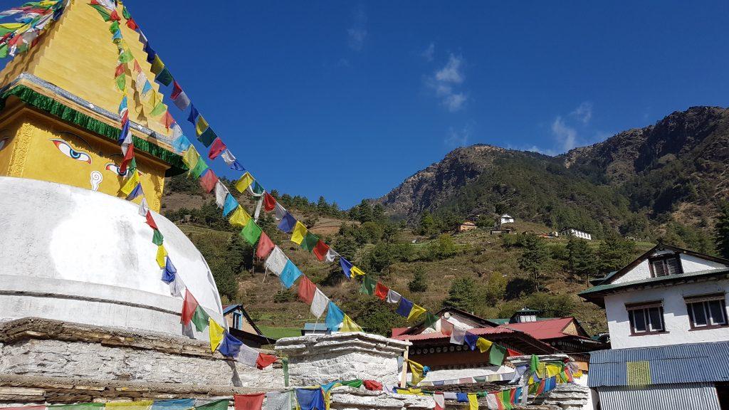 Junbesi Stupa