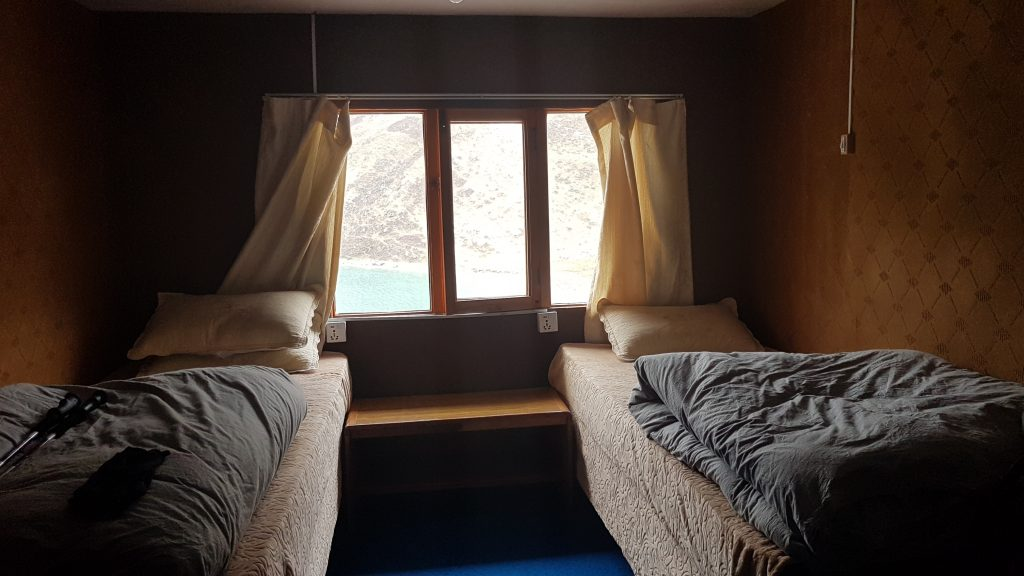Gokyo room