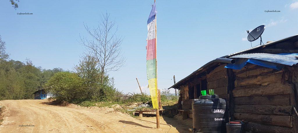 jiri prayer flag