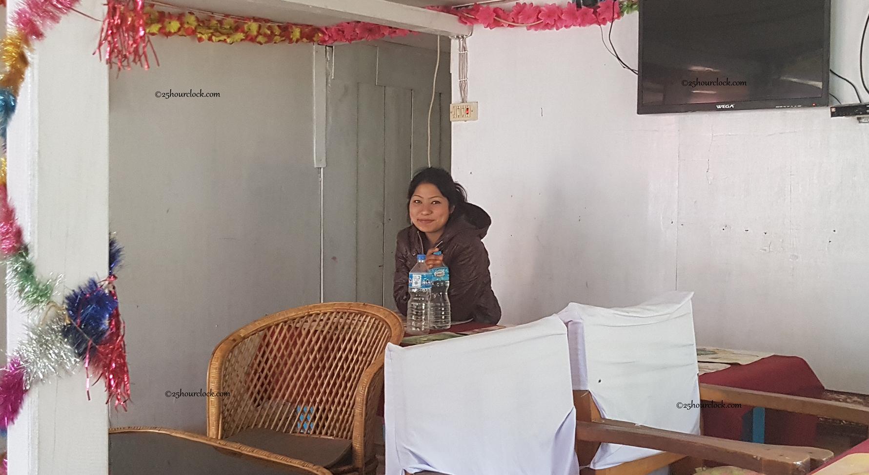 girl in Shivayala